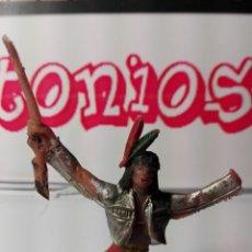 Figuras de Goma y PVC: FIGURA COMANSI 60 INDIO. Lote 80991743