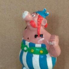 Figuras de Goma y PVC: FIGURA PVC OBELIX EURA SPAIN VINTAGE AÑOS 80. Lote 81022268