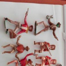 Figuras de Goma y PVC: FIGURA COMANSI 60 PISTOLEROS OESTE. Lote 81055699