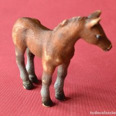 Figuras de Goma y PVC: CABALLO - POTRO - COLLECTA - 2005. Lote 81077064
