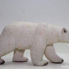 Figuras de Goma y PVC: ANIMALES SCHLEICH 14357 OSO POLAR. Lote 81206640