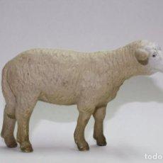 Figuras de Goma y PVC: ANIMALES GRANJA SCHLEICH 13101 OVEJA. Lote 81215312