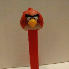 Dispensador Pez: FIGURA DISPENSADOR ANGRY BIRDS CARAMELOS PEZ. Lote 81238614