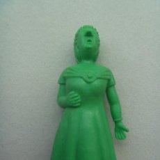 Figuras de Goma y PVC: FIGURA DE DUNKIN DE TINTIN : LA CASTILFIORE .. DETRAS PONE ESSO. Lote 115296474