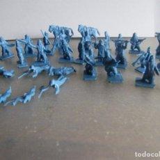 Figuras de Goma y PVC: MONTAPLEX. 30 FIGURAS DE LA LEGIÓN EXTRANJERA.. Lote 81588908