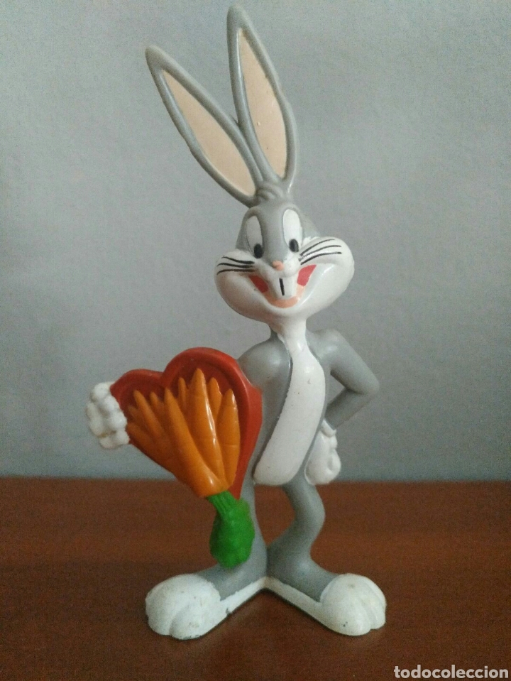 Figura Pvc Bugs Bunny Con Corazon Zanahorias 19 Sold Through Direct Sale 82206122 Ver más ideas sobre zanahoria, jabones, jabones artesanales. antiques art books and collectables