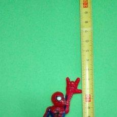 Figuras de Goma y PVC: FIGURA DE SPIDERMAN BRAZOS ARTICULADOS. Lote 82337944
