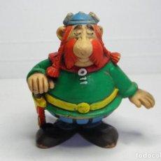 Figuras de Goma y PVC: FIGURA ABRARACURCIX DE ASTERIX Y OBELIX DE COMICS SPAIN. Lote 82345388