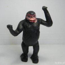 Figuras de Goma y PVC: FIGURA GORILA KING KONG. Lote 82345572