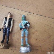 Figuras de Goma y PVC: FIGURAS PVC STAR WARS. Lote 82394558