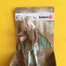 Figuras de Goma y PVC Schleich: SCHLEICH - Nº 70408 - SERIE ELFOS - TULON - NUEVO A ESTRENAR. Lote 82491552