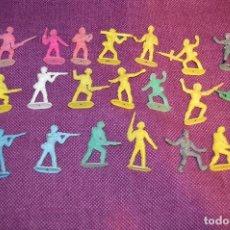 Figuras de Goma y PVC: VINTAGE - LOTE DE 22 SOLDADOS COMANSI ORIGINAL - MADE IN SPAIN - ¡¡¡HAZME UNA OFERTA!!!. Lote 82666824