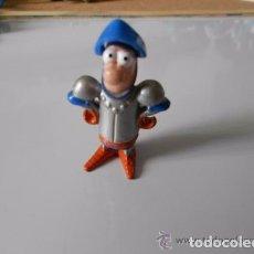Figuras Kinder: FIGURITA KINDER FUNNY CASTLE CABALLERO. Lote 82961420