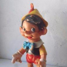 Figuras de Goma y PVC: PINOCHO FAMOSA FIGURA DE GOMA 35 CM. Lote 82968312