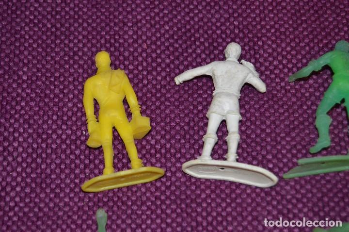 Figuras de Goma y PVC: VINTAGE - LOTE DE FIGURAS - COMANSI FUTBOL - COMANSI ORIGINAL - ¡¡HAZME UNA OFERTA!! - Foto 6 - 82969124