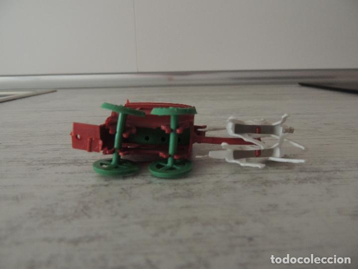 Figuras de Goma y PVC: AUTOBUS TIRADO POR CABALLOS - Foto 2 - 83008932