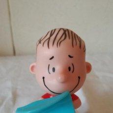 Figuras de Goma y PVC: 34-CHARLIE BROWN, PVC. Lote 83024996