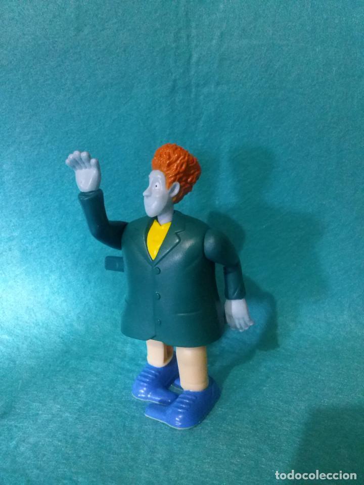 Figuras de Goma y PVC: figura BURGUER KING.....Personaje JONATHAN__película HOTEL TRANSILVANIA - Foto 2 - 83070008