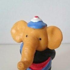 Figuras de Goma y PVC: FIGURA SCHLEICH MUÑECO ELEFANTE 1988 SERIE AMIGO RUPERT AÑOS 80 . Lote 83126076