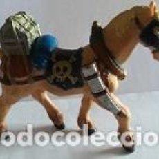 Figuras de Goma y PVC: FIGURA CABALLO PIRATA . Lote 83140464