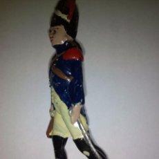 Figuras de Goma y PVC: FIGURA SOLDADO NAPOLEÓNICO 6 CM. Lote 83302220