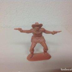 Figuras de Goma y PVC: VAQUERO PECH HERMANOS - OLIVER HERMANOS PECH . Lote 83342044