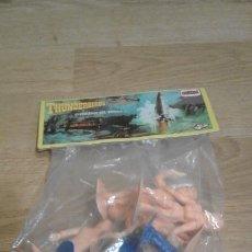 Figuras de Goma y PVC: BLISTER FIGURAS THUNDERBIRDS (GUARDIANES DEL ESPACIO) (COMANSI). SIN ABRIR. Lote 83441280