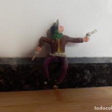 Figuras de Goma y PVC: FIGURA VAQUERO LAFREDO . Lote 83461200