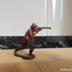 Figuras de Goma y PVC: FIGURA GOMA MARCA GAMA POLICIA MONTADA DEL CANADA. Lote 83462076