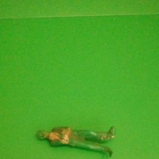 Figuras de Goma y PVC: JECSAN FIGURA HERIDO EN PLASTICO DIFICIL. Lote 83505468