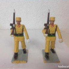 Figuras de Goma y PVC: FIGURAS DESFILE REAMSA REGULARES - FIGURA GOMARSA REGULAR DE REAMSA 2 PIEZAS. Lote 83506624