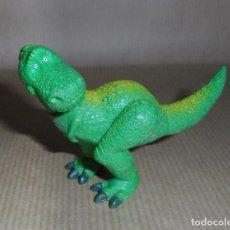 Figuras de Goma y PVC: FIGURA PVC REX - DINOSAURIO TOY STORY 3 - PIXAR - DISNEY. Lote 83534684