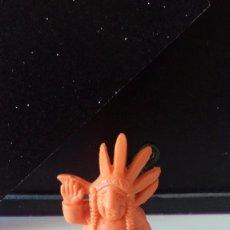 Figuras de Goma y PVC: ANTIGUA FIGURA DUNKIN SERIE VICKIE EL VIKINGO.. Lote 83794648