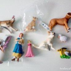 Figuras de Goma y PVC: LOTE 11 FIGURAS BULLYLAND.NUEVAS.OFERTA.. Lote 83840852