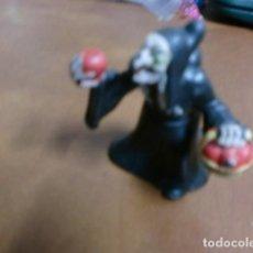 Figuras de Goma y PVC: FIGURA -MUÑECO .- BRUJA DEL CTO BLANCANIEVES 1990 GEOBRA. Lote 84055244