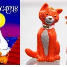 Figuras de Goma y PVC: FIGURA PVC ARISTOGATOS - DISNEY. Lote 84373856