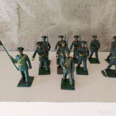 Figuras de Goma y PVC: DESFILE GUARDIA CIVIL REAMSA . Lote 84408196