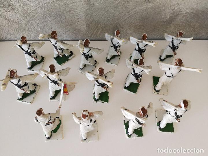 Figuras de Goma y PVC: DESFILE TROPA DE MONTAÑA REAMSA - Foto 2 - 84415896