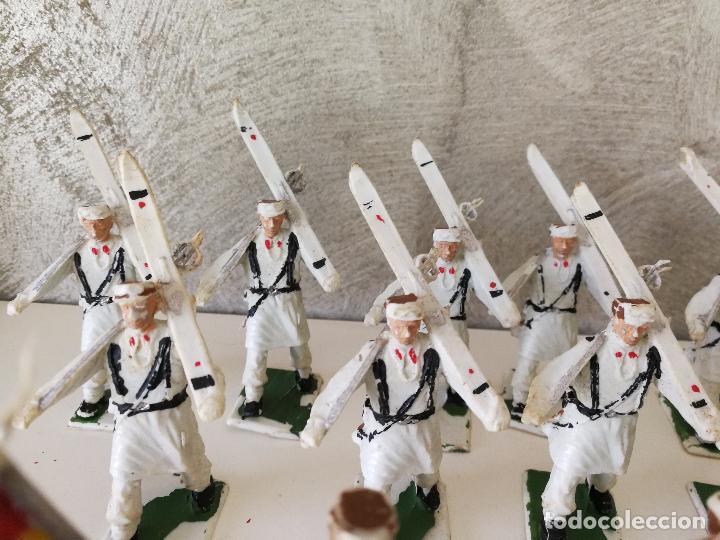 Figuras de Goma y PVC: DESFILE TROPA DE MONTAÑA REAMSA - Foto 3 - 84415896