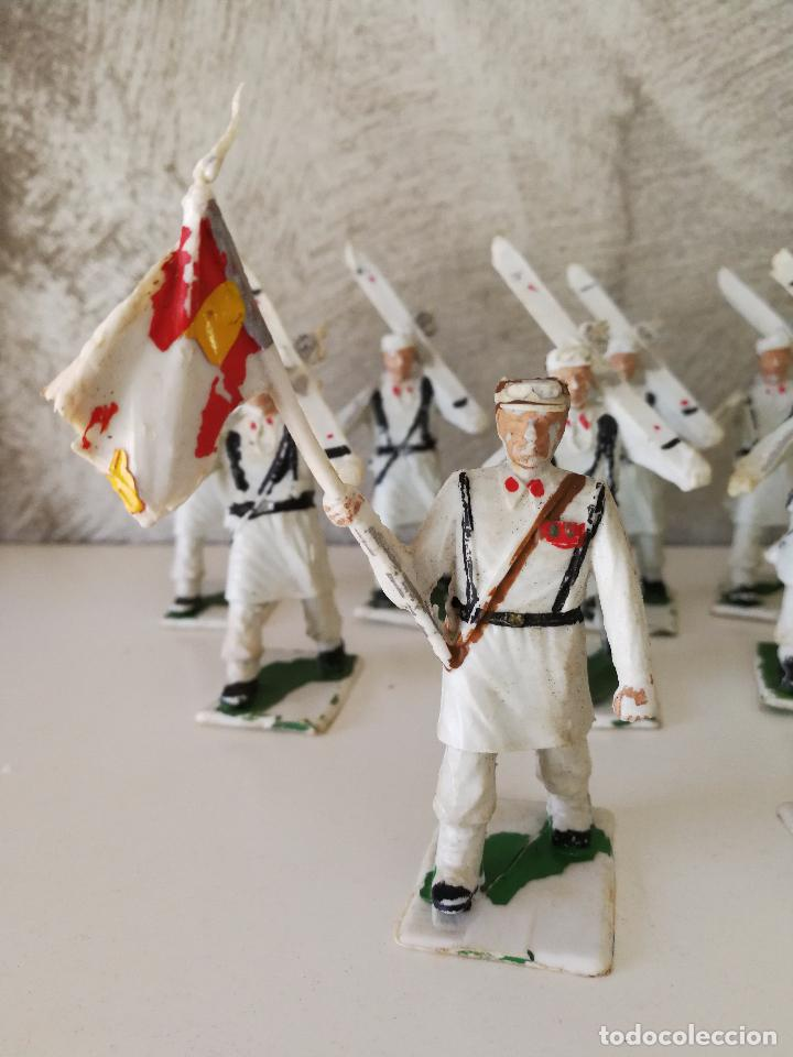 Figuras de Goma y PVC: DESFILE TROPA DE MONTAÑA REAMSA - Foto 5 - 84415896