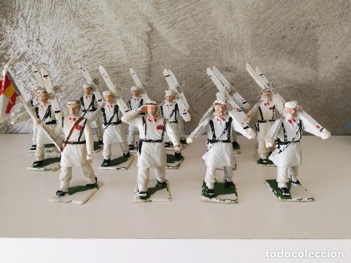 Figuras de Goma y PVC: DESFILE TROPA DE MONTAÑA REAMSA - Foto 8 - 84415896