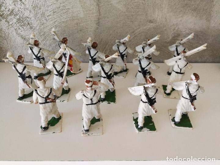 Figuras de Goma y PVC: DESFILE TROPA DE MONTAÑA REAMSA - Foto 9 - 84415896