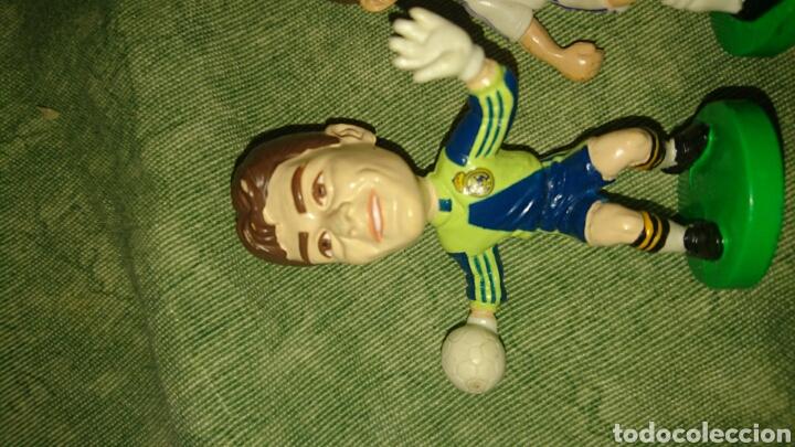 Figuras de Goma y PVC: Lote muñecos Real Madrid. Pvc - Foto 4 - 84446979