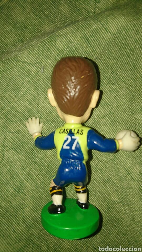 Figuras de Goma y PVC: Lote muñecos Real Madrid. Pvc - Foto 5 - 84446979