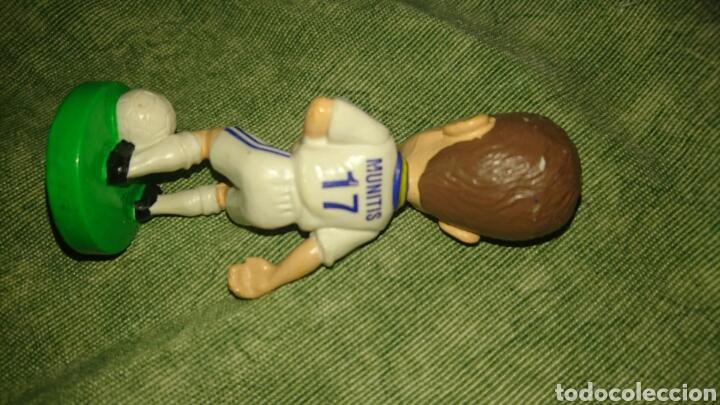 Figuras de Goma y PVC: Lote muñecos Real Madrid. Pvc - Foto 7 - 84446979