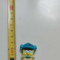 Figuras de Goma y PVC: FIGURA GOMA PVC BOB ESPONJA 2008. Lote 84481576