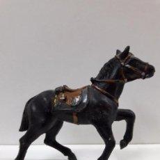 Figuras de Goma y PVC: CABALLO PARA DESFILE . REALIZADO POR REAMSA . AÑOS 60. Lote 84607468