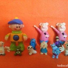 Figuras de Goma y PVC: LOTE DE FIGURAS..LAS DE LAS IMAGENES___TODAS EN BUEN ESTADO.. Lote 84618920