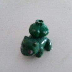 Figuras de Goma y PVC: FIGURA POKEMON TOMY-- # 1 - BULBASAUR NINTENDO. Lote 84688140