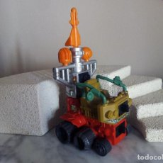 Figuras de Goma y PVC: MUÑECO - FIGURA BATTLE BUILDERS TOY BIZ 1996 SYSTEM 1000. Lote 84721328